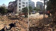 Quảng Tây chấn động vì nổ bom liên hoàn ở nhà ga, bệnh viện