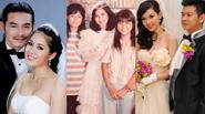Những cuộc hôn nhân ngắn chẳng tày gang của sao Việt