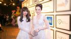 Nhã Phương đọ dáng cùng Angela Phương Trinh trong trang phục xuyên thấu