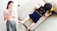 Facebook 24h: Diễm Hương thích thú khoe con trai biết thích cái đẹp