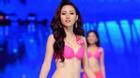 Á hậu Ngô Trà My: 'Tôi trốn bố mẹ đi thi hoa hậu'