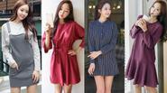 9 dáng váy dễ thương cho cô gái trẻ đón tuần mới