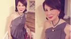 Ngỡ ngàng với nhan sắc xinh đẹp tuổi 75 của mẹ MC Kỳ Duyên