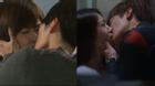 Những nụ hôn đầy bạo lực trên màn ảnh Hàn