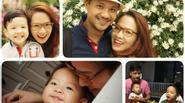 Facebook 24h: Đan Lê nói cảm ơn chồng trong ngày sinh nhật ý nghĩa