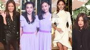 Hơn 100 ngôi sao dự đám cưới Angela Baby và Huỳnh Hiểu Minh