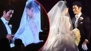 """Huỳnh Hiểu Minh """"bóp nghẹt"""" hàng triệu trái tim thiếu nữ bằng đám cưới cổ tích"""