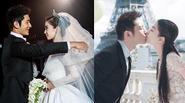"""Những con số biết nói về """"đám cưới cổ tích"""" Huỳnh Hiểu Minh - Angela Baby"""