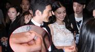 Đám cưới cổ tích của Huỳnh Hiểu Minh và Angelababy