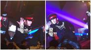 Clip: Huỳnh Hiểu Minh nhảy theo Bigbang để lấy lòng Angela Baby