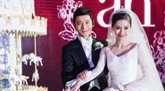 Trọn bộ ảnh cưới đẹp tuyệt vời của Angela Baby và Huỳnh Hiểu Minh
