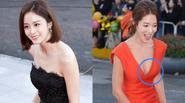 Kim Tae Hee đẹp như nữ thần - Wang Bit Na hớ hênh lộ nội y