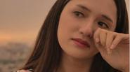 Video: Hương Giang Idol khóc nghẹn khi nhắc về quá khứ