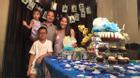 Facebook 24h: Hồng Ngọc lộ bụng bầu tròn xoe