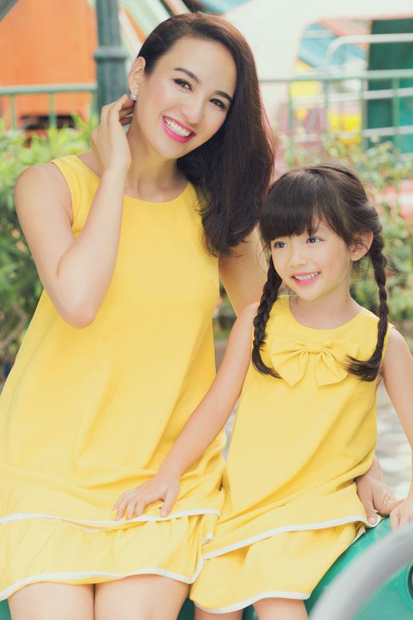 HH Ngọc Diễm khoe con gái xinh đẹp như thiên thần ảnh 13