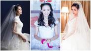 Những thương hiệu váy cưới được lòng sao Hoa ngữ