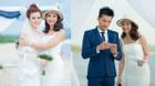 HH Ngọc Diễm làm MC đám cưới ngôn tình của ông trùm hoa hậu