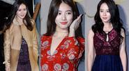 Suzy sexy tươi trẻ, Son Ye Jin đẹp mặn mà trong sự kiện