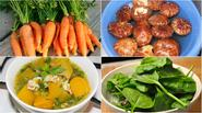 7 thực phẩm càng ăn nhiều càng tốt cho sức khỏe