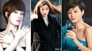 4 kiều nữ Hàn 'tài sắc vẹn toàn'
