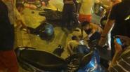Hà Nội: Tai nạn kinh hoàng trong hầm Kim Liên, nam thanh niên tử vong