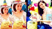 Lộ hình ảnh đầu tiên trong tiệc sinh nhật của Tăng Thanh Hà