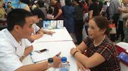 Hà Nội: Hàng ngàn người trẩy hội khám sức khỏe miễn phí