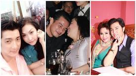 3 cặp sao Việt từng bị dư luận