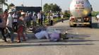 Vợ tử nạn trên đường vào bệnh viện chăm chồng