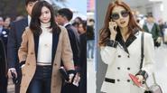 """Đón đầu xu hướng mùa lạnh với 4 kiểu áo khoác """"ruột"""" của sao Hàn"""