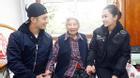 Cặp đôi Huỳnh Hiểu Minh - Angela Baby liên tục ghi điểm nhờ làm việc từ thiện
