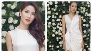 Diễm My 9x cùng Lan Khuê đẹp rạng rỡ với sắc trắng