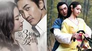 """Điểm mặt những cặp đôi Hoa-Hàn đã và đang """"gây bão"""" tại làng giải trí Hoa ngữ"""