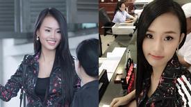 Lâm Thùy Anh đã đi nộp phạt 22,5 triệu đồng vì thi chui