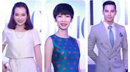 Sao Việt xúng xính váy áo dự tiệc thời trang
