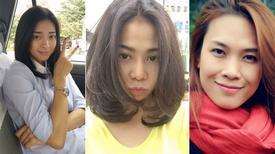 Đọ nhan sắc mặt mộc của mỹ nhân Việt ngoài 30