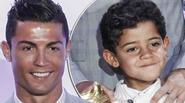 C. Ronaldo: 'Con trai tôi không cần mẹ'