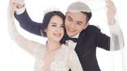 Ngắm trọn vẹn bộ ảnh cưới tuyệt đẹp của Tú Vi - Văn Anh trước giờ G