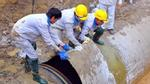 Hà Nội tạm dừng cấp nước sạch để khắc phục rò rỉ