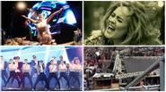 Khán giả tròn mắt xem Hoàng Yến chơi DJ, Adele làm khuynh đảo thế giới