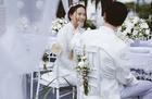 Phan Như Thảo hạnh phúc bên vị hôn phu trong Lễ đính hôn