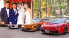 Đám cưới lần hai xa hoa của 'tiểu Lâm Chí Linh'