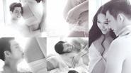 """Facebook 24h: """"Đỏ mắt"""" nhìn vợ chồng Phi Thanh Vân âu yếm khoe bụng bầu"""