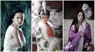 Những nàng yêu nữ tuyệt sắc của màn ảnh Hoa ngữ