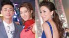 Các người đẹp TVB thi nhau khoe vẻ sexy tại dạ tiệc cuối năm