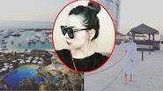 """Mặc scandal, Hồ Ngọc Hà tận hưởng kỳ nghỉ sang trọng như """"thiên đường"""""""