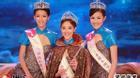 Á hậu Hong Kong có nguy cơ bị tước danh hiệu vì gian dối
