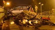 """Clip """"sự thật không ngờ"""" vụ taxi gây tai nạn liên hoàn được chia sẻ chóng mặt"""
