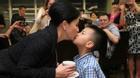 Lưu Gia Linh nhận con trai Hồ Quân làm con nuôi