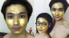 Facebook 24h: Vợ chồng Trương Quỳnh Anh khoe ảnh đắp mặt nạ vàng